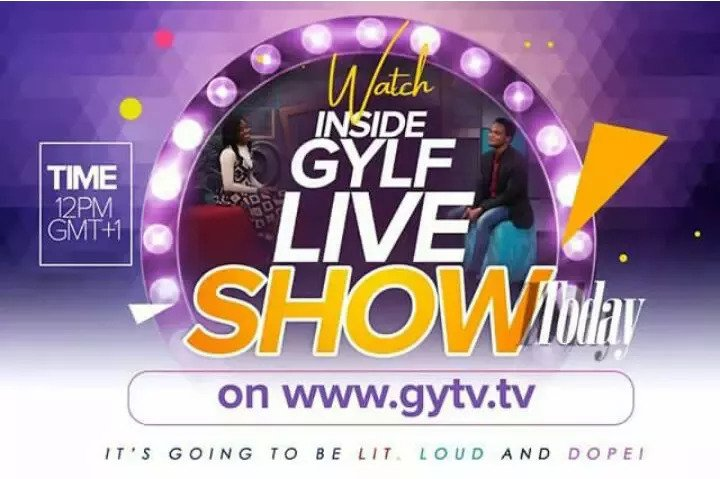 Don't Miss This Week's Episode of Inside GYLF Live Show