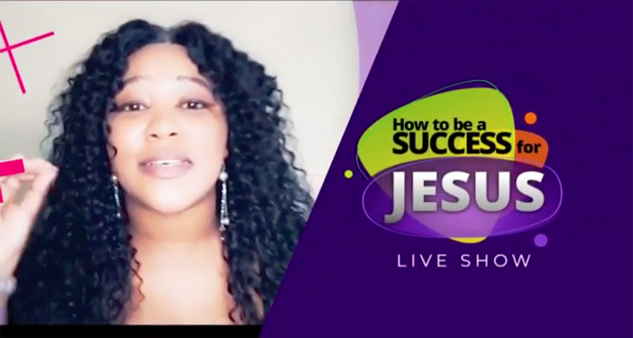 INTRODUCING 'HOW TO BE A SUCCESS FOR JESUS' SHOW