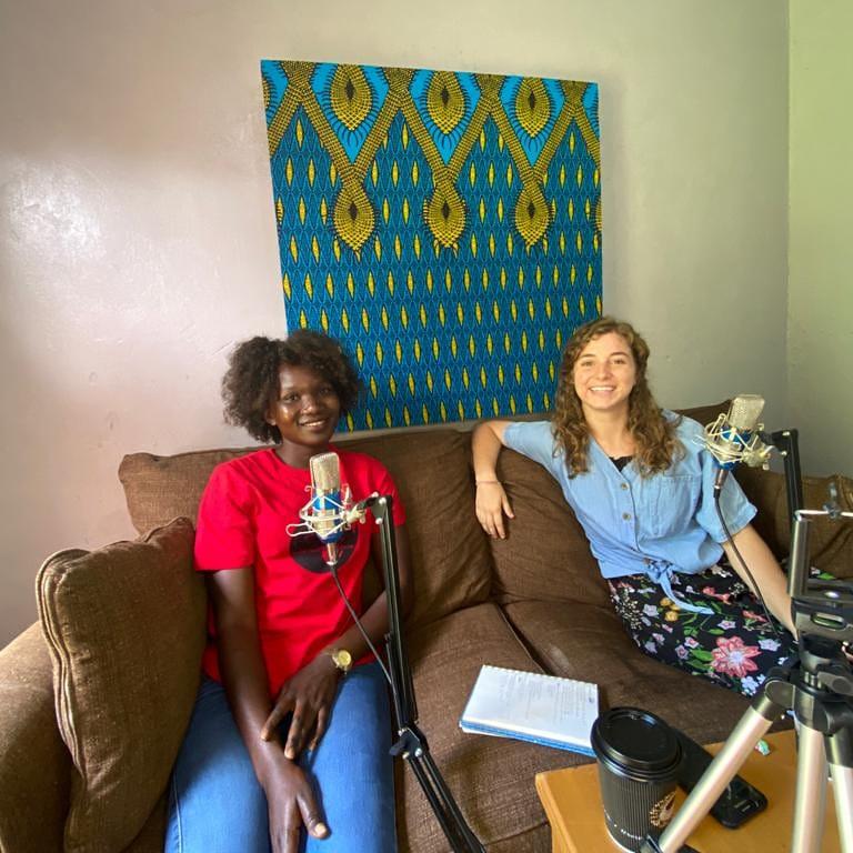 SPECIAL RADIO OUTREACH IN AURA TOWN, UGANDA