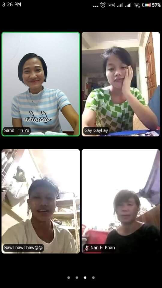 GYLF CONNECT MEETING IN MYANMAR