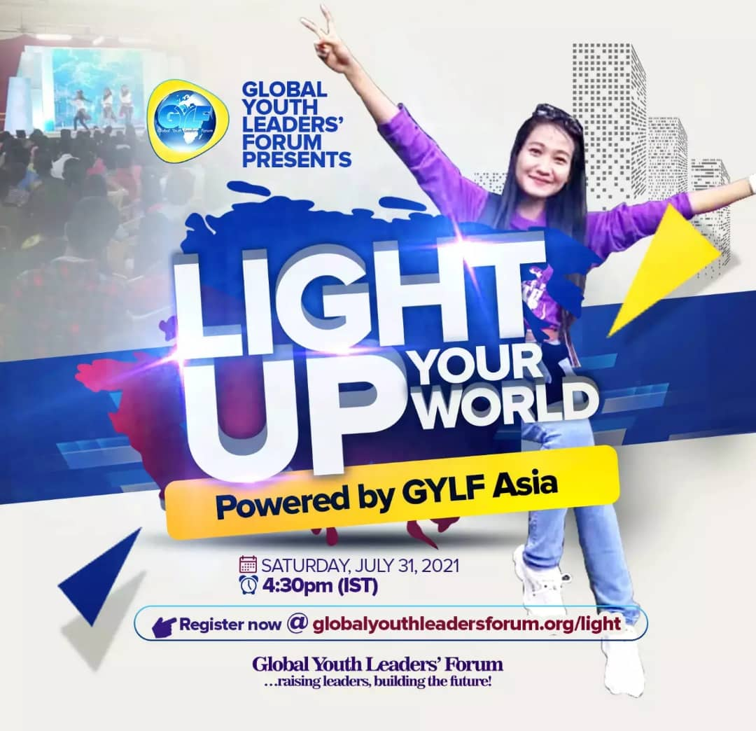 LIGHT UP YOUR WORLD CONFERENCE 2021