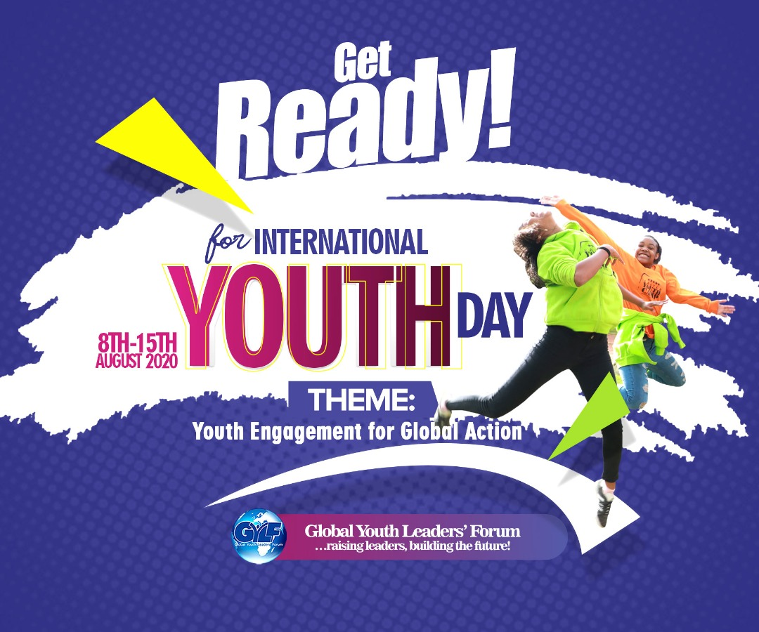 Get Ready for the International Youth Day 2020