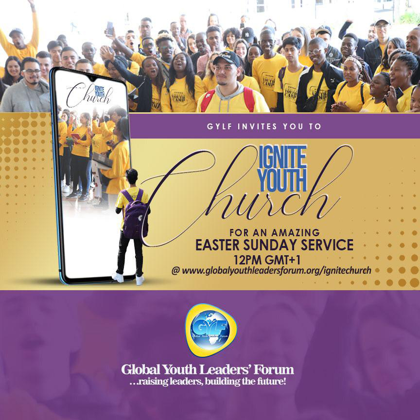 Be Part Of Our Special Easter Sunday Service