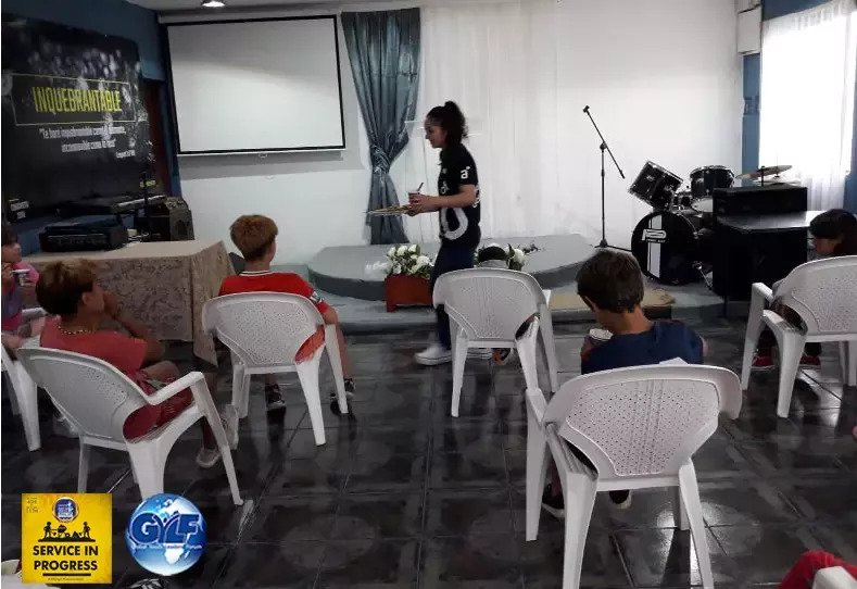 International Day of Service: Report from Uruguay