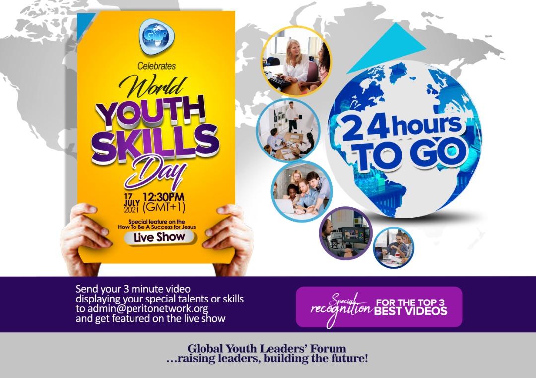 WORLD YOUTH SKILLS DAY 2021