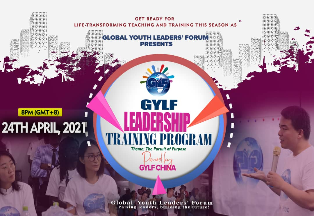 GYLF LEADERSHIP TRAINING PROGRAM, CHINA