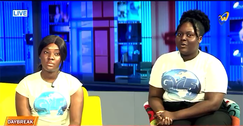 "Youth Engagement for Global Action Live on ""The Scoop"" on Loveworld UK"
