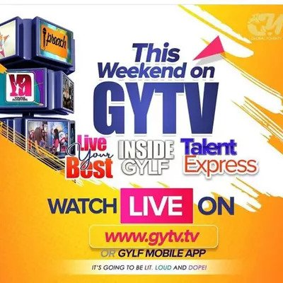 This Weekend On GYTV