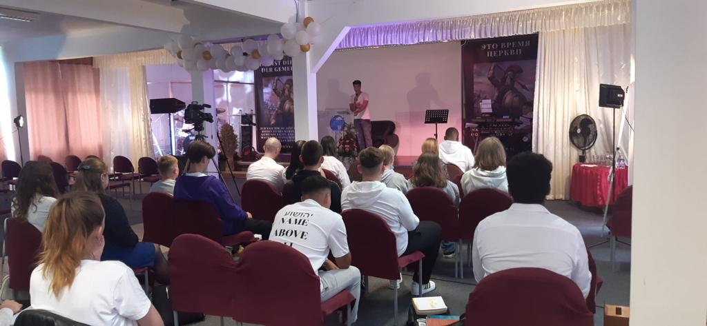 'HOW TO BE A SUCCESS FOR JESUS' CONFERENCE IN GERMANY